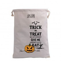 Trick or Treat Saying With Pumpkin
